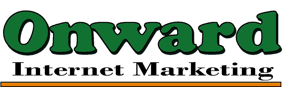 Onward Internet Marketing, Inc. logo, Minneapolis Internet Marketing & Minnesota Web Design